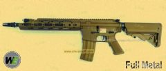 WE M4 Raptor AEG Tan Katana System